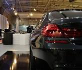 Откриване на щанда на BMW на Автосалон София 2013